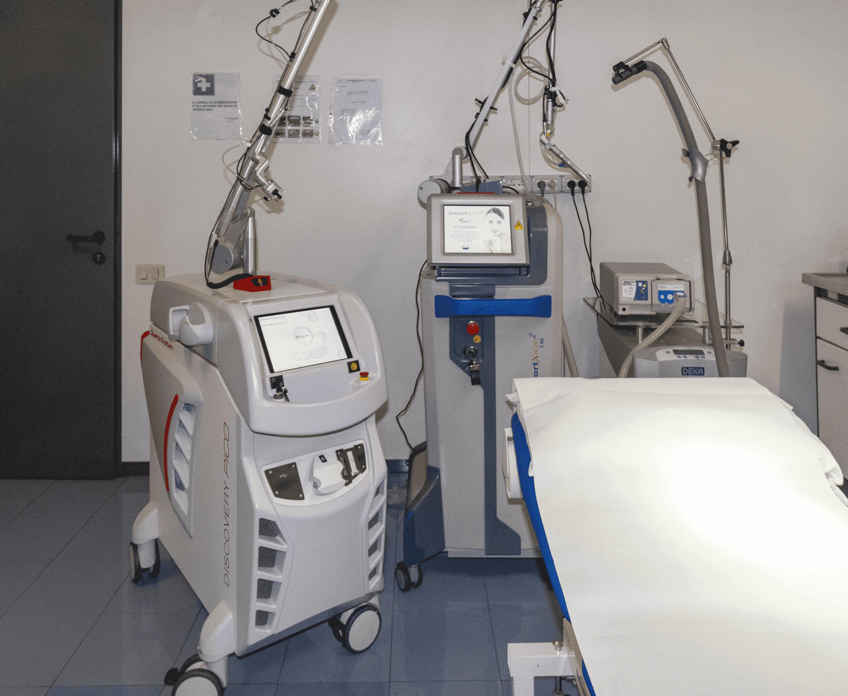 dermatologia laserchirurgia